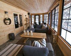 Colin and Justin create the perfect sunroom | Toronto Sun Homes | More | Toronto