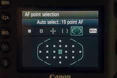 Autofocus points explained: how to suit your subject and aid composition