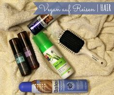VEGAN AUF REISEN | Hair VEGAN TRAVELLING | Hair *ONCE UPON A CREAM Vegan Beauty Blog*