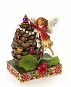 "Jim Shore Figurine - ""Magically Merry"""