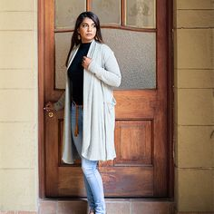 The Cora knitted jacket is made from comfort in a stylish way. It is easy to pair with any outfit. Knit Jacket, Essentials, Pairs, Stylish, Easy, Jackets, Outfits, Down Jackets, Suits