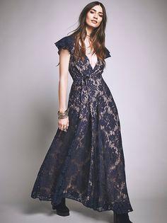 Jetset Diaries Piazza Maxi Dress