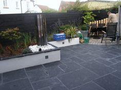 modern courtyard - Google Search