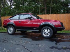 I have a strange, sentimental fondness for wacky, 4WD AMC cars.