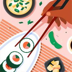 UberEats Illustration System on Behance Game Design, Icon Design, Print Design, Design Ideas, Graphic Design Illustration, Digital Illustration, Fashion Graphic Design, Computer Animation, Illustrations And Posters