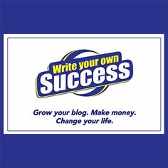 A 6-week course on how to be successfulwith blogging.