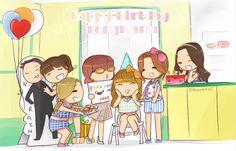 Park Chorong for my love~ ❤️ Happy Birthday RongMama :333 #Apink #Apinkpcr @bowoomi