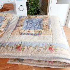 Helen Fir-tree quilt for a husband Tree Quilt, Fir Tree, Machine Embroidery, Comforters, Husband, Modern, Quilts, Blanket, Sewing