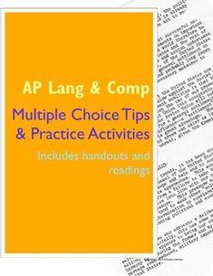 Ap language and composition exam essay rubric