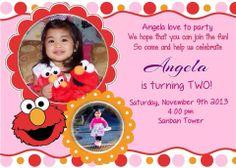 Angela's 2nd birthday