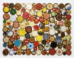 One man's trash: the filtered flotsam of artist Stuart Haygarth –in pictures