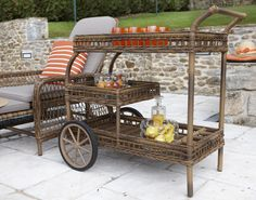James Trolly from the Marie Galante Outdoor Collection