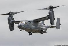 Royal International Air Tattoo 2015 - Bell Boeing CV-22B Osprey - United States Air Force Europe - 352nd SOG / 7th SOS - 11-0057