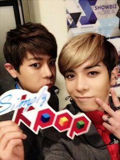Dokyun and Jaeho - History