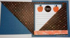 #CTMHwordpuzzle #marygunnFUNN.com pocket card for teacher