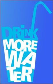Drink More Water.at least eight 8 oz glasses per day Health And Beauty, Health And Wellness, Health Fitness, Health Tips, Get Healthy, Healthy Habits, Healthy Mind, Healthy Recipes, Shiatsu