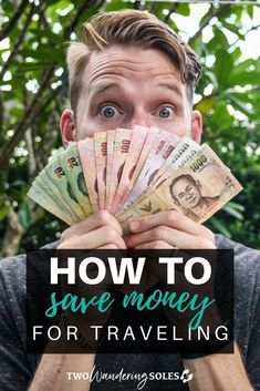 """How can I save money for travel?"" Here's how to save money for traveling and a few hacks that you wish you'd known sooner!"