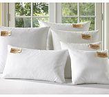 Feather-Blend Pillow Insert, 16 x 26