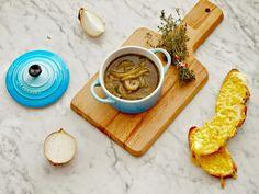 Luie Uiensoep | Flying Foodie.nl Foodies, Kitchen, Cooking, Kitchens, Cuisine, Cucina