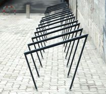 Cycle stand for public spaces