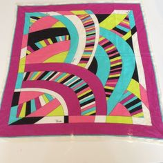 🏁FINAL PRICE Square Cotton Emilio Pucci Scarf Gorgeous small square cotton Emilio Pucci scarf for spring/summer. Stunning colors and patterns. What is more luxurious than the colorful bold patterns of Pucci. Add a little luxe into your life. 🍾 Emilio Pucci Accessories Scarves & Wraps