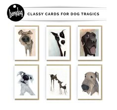 Hangdog Art is an Australian artist - the client has 2 pictures which are going to remain in the room. Australian Artists, Whimsical Art, Dog Art, Laundry Room, Card Stock, Greeting Cards, Author, Smile, Illustrations