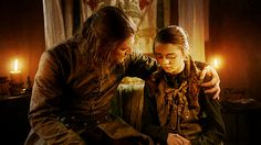 """""""I hate them,"""" Arya confided, red-faced, sniffling. """"The Hound and the queen and the king and Prince Joffrey. I hate all of them. Joffrey lied, it wasn't the way he said. I hate Sansa too. She did remember, she just lied so Joffrey would like her."""""""