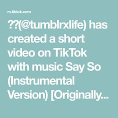 🪐✨(@tumblrxlife) has created a short video on TikTok with music Say So (Instrumental Version) [Originally Performed by Doja Cat]. Wolkenbrot 😍 #fy#fyp#foryou#fürdich#vlog#blog#haul#rezept#cloudbread#wolkenbrot#inspiration#asmr#yummy#tumblr#trend#goodvibes#fypthis#viral#virall#bl Thalia, Sweet Sour Chicken, The Ordinary Skincare, Regina George, Bulgogi, Doja Cat, Discovery Channel, Shark Week, Self Care Routine