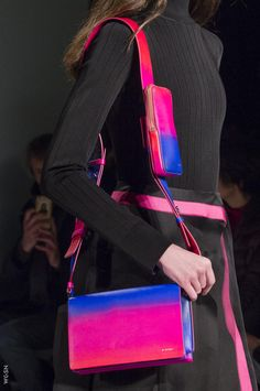 Lanvin aw18  colorful