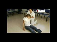 Técnica para levantar tras una caída