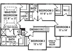 The Hartley second floor  | Phillippe Builders