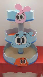 CAKE POPS DEL MUNDO DE GUMBALL - Buscar con Google