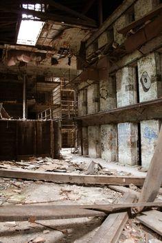 The Old County Jail ~ Newark, Ohio
