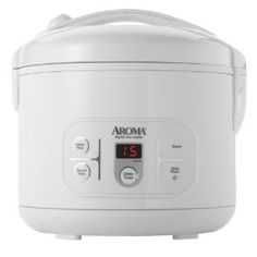 Aroma ARC-996 12-Cup (Cooked) Digital Rice Cooker and Food Steamer  $35.99