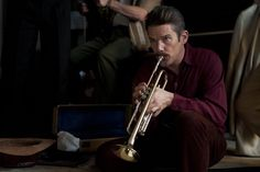 Ethan Hawke in Born to be Blue, 2015