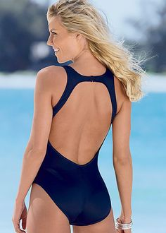 Keyhole back one-piece from VENUS Swimsuit Selection