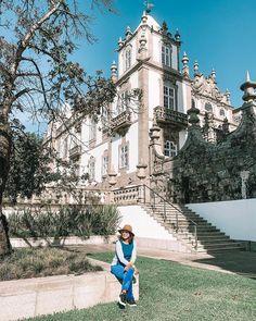 "Visit Porto on Instagram: ""Porto and it's fairytale palaces! 🧚 • O Porto e os seus palácios de conto de fadas! 🧚  #VisitPorto  📷 @youmustgoblog  #igers_porto…"" Visit Porto, Fairytale, Louvre, Building, Travel, Instagram, Construction, Trips, Fairy Tales"