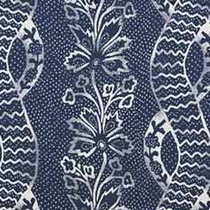 Pindler EASTON INDIGO Fabric