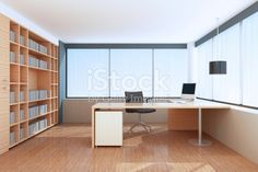 Home office.CLICK Interior Photo, Office Interiors, Office Desk, Corner Desk, Stock Photos, Modern, Furniture, Home Decor, Corner Table