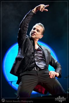 Dave Gahan - Delta Machine Tour - by P. Beaudry