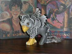Buckbeak My Little Pony - why yes, I want one @Kaitlin Marie