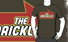 The Brickles T-shirt by Bubble-Tees.com by Bubble-Tees