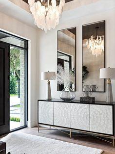 Eclectic Decor, Modern Decor, Modern French Decor, Modern Traditional Decor, Elegant Home Decor, White Home Decor, Luxury Home Decor, Living Room Designs, Living Room Decor