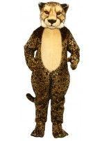 Mascot costume #570-Z Cheetah