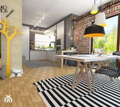 Lemon Tree - zdjęcie od Pracownia projektowa: Living by Design - sztuka tworzenia przestrzeni