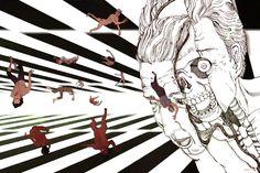 Flying Lotus Shintaro Kago You're Dead