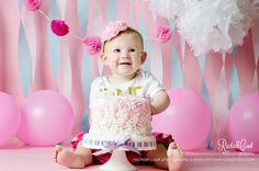 Rachael Cook Photography Idaho Falls Newborn and Child Photographer   Cake Smash Sessions