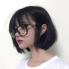 Cut My Hair, Hair Cuts, Hair Inspo, Hair Inspiration, Korean Short Hair, Ulzzang Short Hair, Shot Hair Styles, Hair Reference, Aesthetic Hair