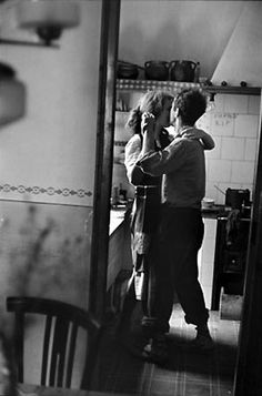 Dancing in the kitchen probably one of my favorite things, my parents taught me what love is when I see them doing this.