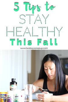 (AD) 5 tips to stay healthy this fall! It's hard for us to transition into fall, between allergies and illness making its way around. I'm offering a few reminders on how to move into the new season, with a healthy body. I'm also sharing some of my favorite Nature's Way vitamins and supplements, to help you along. I'll also be sharing how to grab them and a $5 discount for new shopper! @iherb #iherb #naturesway #healthyliving #vitamins #frugal #fall